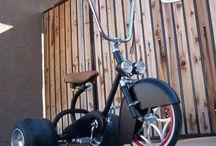 Wheels & Bikes