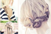 Hairstyles // The Crafting Chicks / Fun and  easy hairstyles  / by The Crafting Chicks