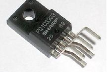 PQ1CG303 Sharp IC
