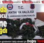 Alanya'da Uyuşturucu Tacirine Ceza Yağdı