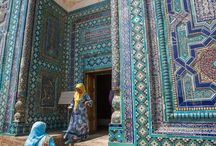 Lugar no Uzbequistão