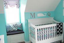 Baby dream rooms  / by Courtney Hazlewood
