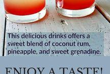 Resepte cocktails