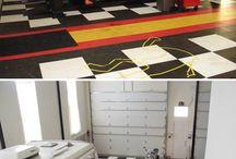 Retro Garage