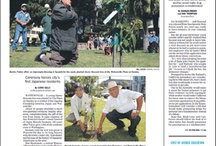The Front Page / The Sentinel's front page.