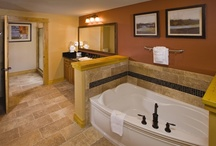 "Eternal ""Spring"" in CO / Wyndham Steamboat Springs in Colorado is perfect for a family vacation or a romantic getaway. Cozy up by the fire and enjoy the natural hot springs."