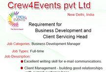 Crew4Event Pvt Ltd