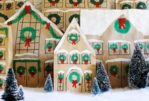 Christmas Crafts DIY and Holiday Decor / Looking for unusual decor and easy to do DIY projects to prepare for Christmas.