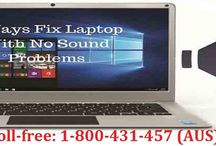 Contact 1-800431457 to Fix Sound Problem in Lenovo Laptop