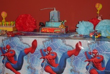 Party - Spiderman