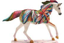 Painted ponies / So beautiful