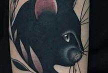 Nero tattoo