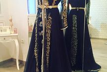 Robes traditionnelles