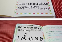 art journal ideas / by Barbara Ladin