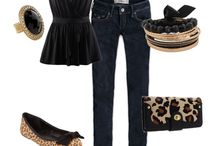 Night Out Outfits / by Jessica Boylen