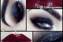 makeup, hair, skin and nail's / by Stacie Peacock