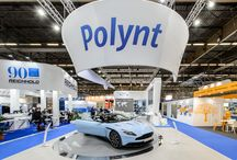 Polynt - JEC World 2017 / Act Events Allestimenti fieristici Exhibition stand display Our work at Cersaie