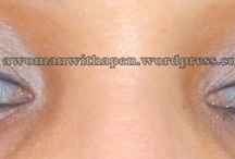 Neutral Eye Makeup using NYX 10 Eye Shadow Palette : Champagne & Caviar