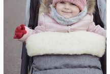 Stroller bag / WINTER TIME!