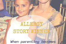 Allergy Story Winners