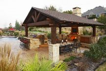 outdoor kitchen projects
