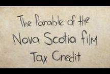 The Parable of the Nova Scotia Film Tax Credit