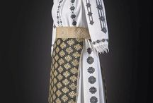 Romanian folklore costume
