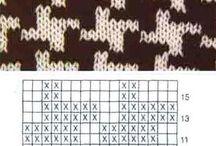 니트자료 knitting reference