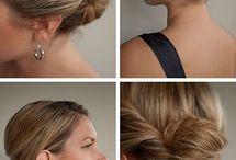 Hair styles and clips etc / Neat hair styles to try / by Amanda Buholzer Mantonya