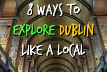 Ireland - Travel Writing - Europe Travel - travel blog - student travel - curing wanderlust / Ireland - European Travel Tips to help out your wanderlust mostly from my travel blog or others that I find inspiring!