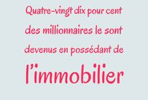 achat immobilier / Immobilier