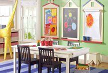 Homeschool Room Ideas / by Jennifer Sarkkinen Melville