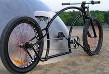 pomysł na rower...dla syna