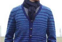 Men Knitting Patterns / Knitting patterns designed for men including sweaters, hats, ties