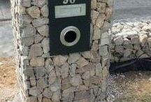 Letter box ideas