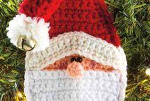 horgolás karácsony