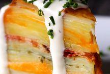 brambory přílohy