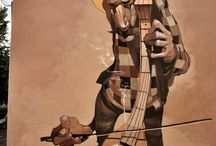 World of Urban Art : STAMATIS LASKOS  [Greece]