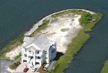 oceanfront holiday house in Fenwick Island