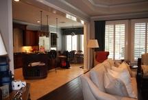 Living Room Ideas / by Rachel Brewer
