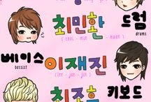 Ftisland fan art