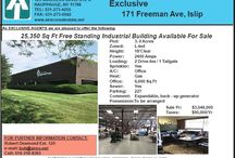Islip / AIRECO Real Estate Exclusives and Hot Deals in Islip, Long Island, NY