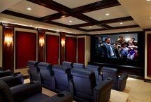 Home cinema system | by Dibico