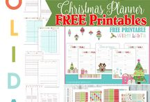 Free Planner Stickers and Inserts
