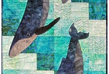 Dolphin quilts