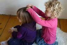 Peer Massages in Every School / Children massage children