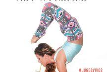 Yoga Inspiration / Yoga for everyone