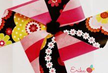 Molinillos , riheletes / Pinwheels