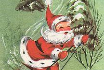 cartoline  di Natale / ricordi, cartoline di Natale