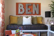 Boys Bedroom / by Louann Shannon